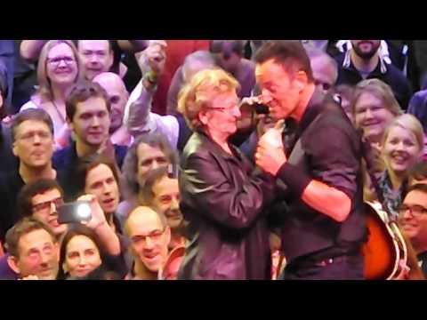Bruce Springsteen - Dancing in the Dark, February 2, 2016 in Toronto