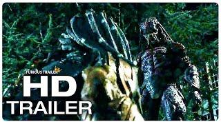 THE PREDATOR Official Trailer #2 (NEW 2018) Shane Black Sci-Fi Horror Movie HD