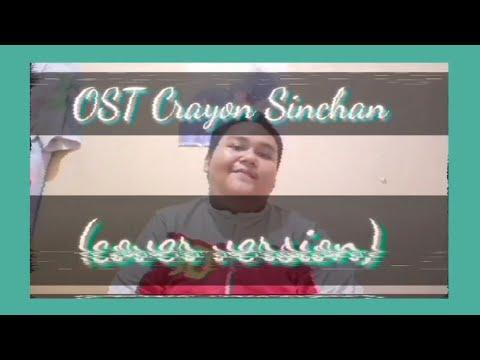 Ost Crayon Sinchan - (piano cover version) 🔥 #10