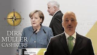 Dirk Müller - Asylstreit als reiner Schaukampf: Die Zuwanderung wird weitergehen!