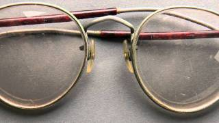 John Lennon's iconic glasses