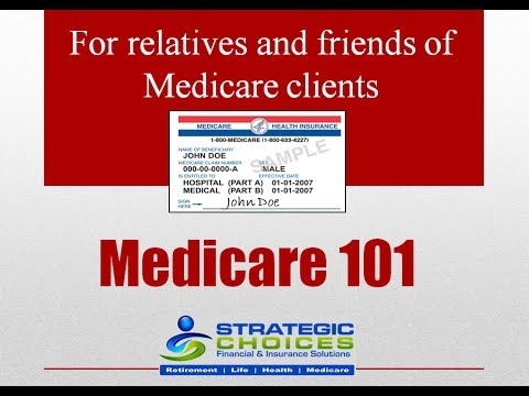 Medicare 101   Explained