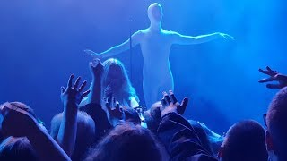 iamamiwhoami; blue blue (live at RED CLUB, MOSCOW) - EABF tour