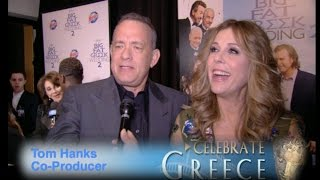 Tom Hanks & more - My Big Fat Greek Wedding Red Carpet Interviews