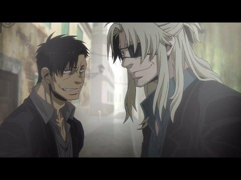 TVアニメ『GANGSTA.(ギャングスタ)』PV 01