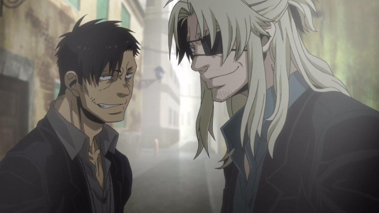 Image result for gangsta anime season 1