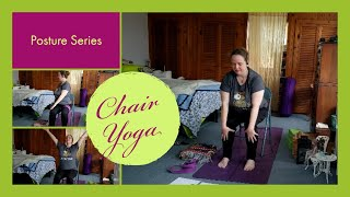 Seeking Dharma Yoga: Chair Yoga for Better Posture