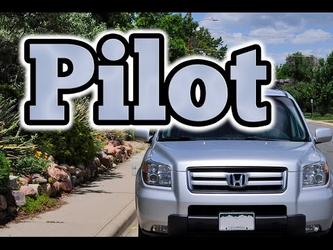 Regular Car Reviews: 2006 Honda Pilot