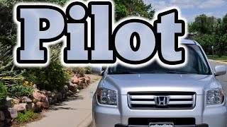 Regular Car Reviews: 2006 Honda Pilot