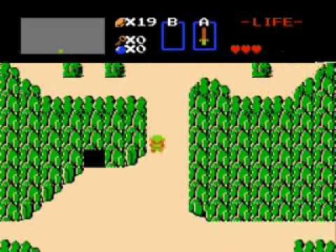 <b>Game Genie Codes</b> - The <b>Legend</b> of <b>Zelda</b> - YouTube