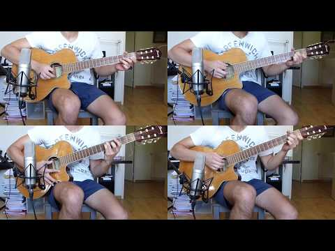 Les Choristes - Pépinot (Caresse Sur L'océan) - Guitar + Tab