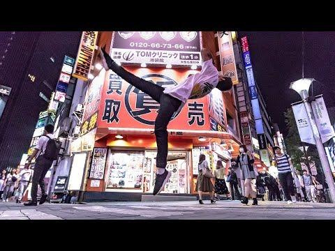 Showing TOKYO Locals INSANE FLIPS!