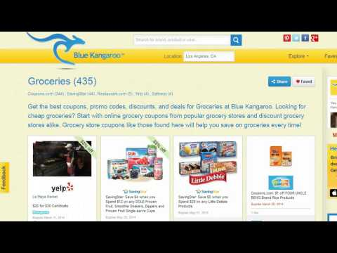How To Find The Best Grocery Coupons