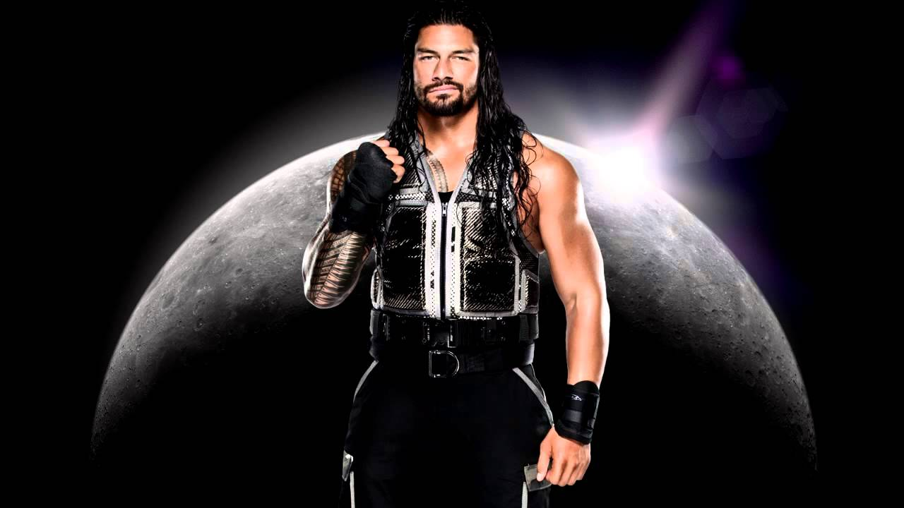 """2016: Roman Reigns 2nd WWE Theme Song """"The Truth Reigns"""" + AE (Arena Effect)"""
