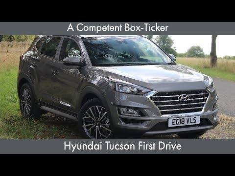 A Competent Box-Ticker: Hyundai Tucson 2018 First Drive