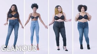 Women Sizes 32A to 42D on What Makes Them Feel Sexy | Glamour