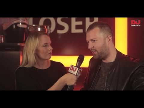 Interview with Brennan Heart @ ADE | DJ Mag Indonesia