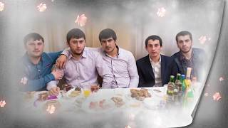 Кумыкская свадьба Амир и Валикъыз г.Пыть-Ях 22.04.2017г.
