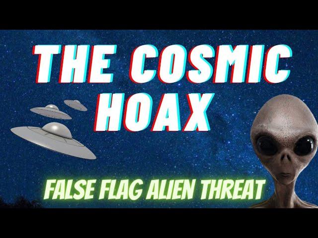 The Cosmic Hoax: New Steven Greer Film