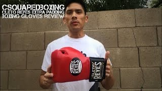 14 Ounce Cleto Reyes Extra Padding Boxing Gloves Review