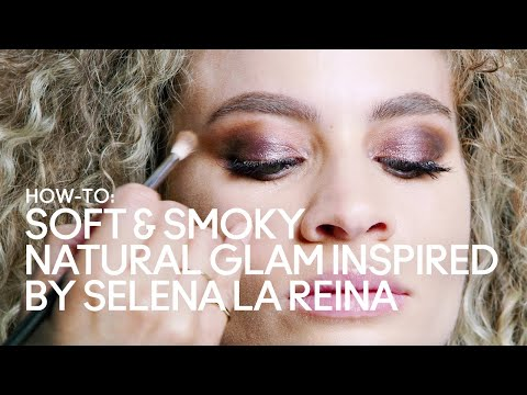 HOW TO: Soft & Smoky Natural Glam Inspired by Selena La Reina | MAC Cosmetics