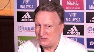 Neil Warnock Full Pre-Match Press Conference - Newcastle v Cardiff - Premier League