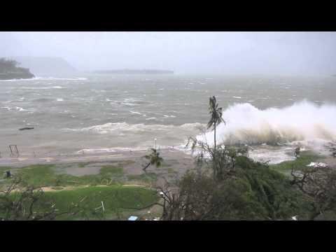 Cyclone Pam, Vanuatu: Port Vila aftermath