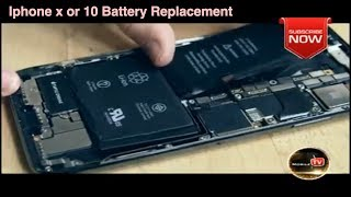 How to replace bad battery in your iPhone X or 10