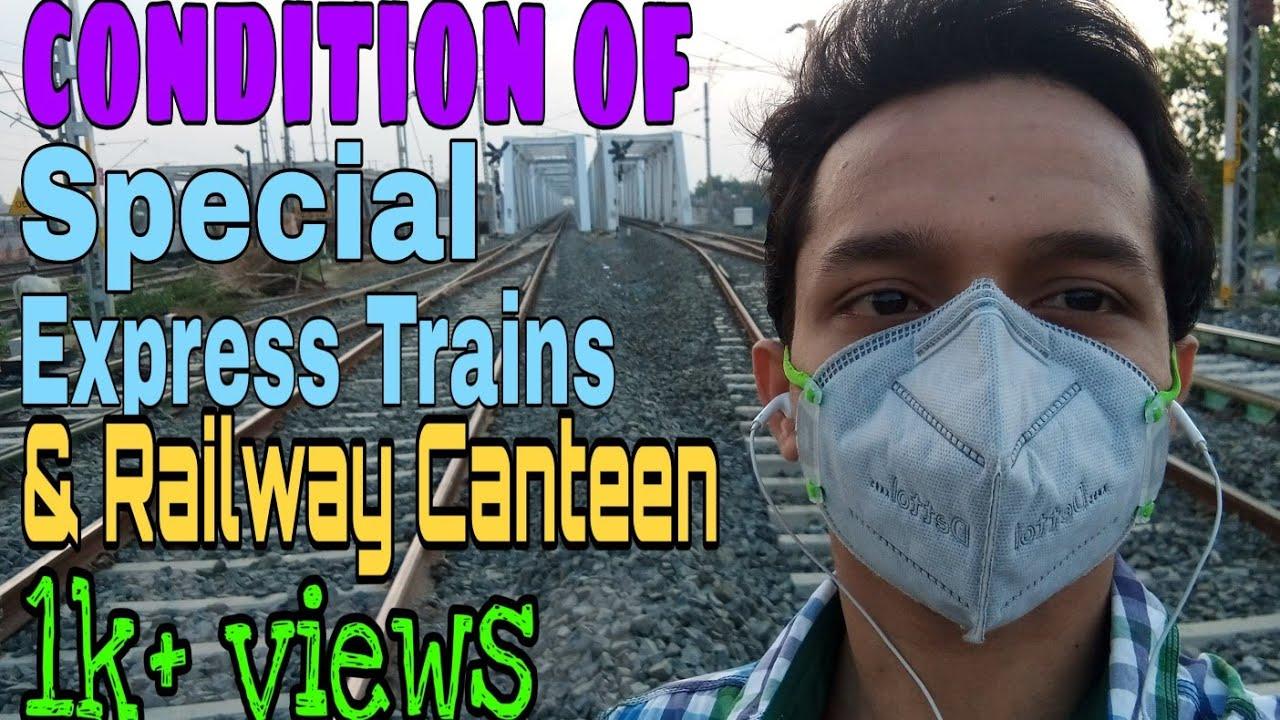Tata Danapur express special | special train in bihar | Kiul junction | Railway canteen condition