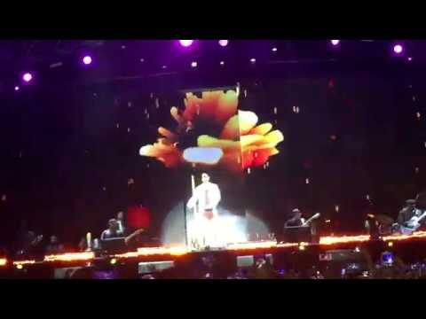 Romeo Santos en Lima Peru - Intro Golden- Doble Filo 2018
