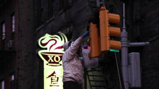 A Hoard of Bees in Chinatown, New York - June 2nd, 2011 Thumbnail