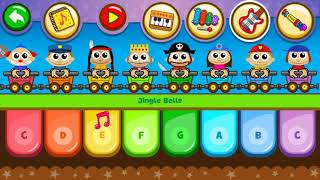 Piano Kids - Music and Songs (Best Educational App for Kids)part-1