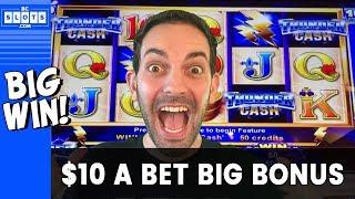 💸 $10 BETS ➡️ BONUS 💰 HUGE Win @ Cosmo Las Vegas ✪ BCSlots