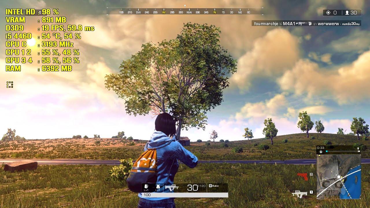 Novo Battle Royale Grátis Gráficos Realistas - Ring of Elysium Roda Em PC Fraco (Intel HD) #473