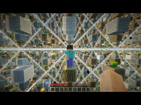 """Смотреть прохождение игры Minecraft Skygrid - Серия 1: """"Добро пожаловать в матрицу..."""""""