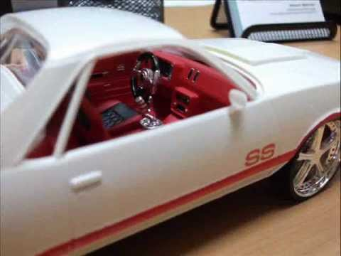 Model Car Build 1986 Elcamino SS  YouTube