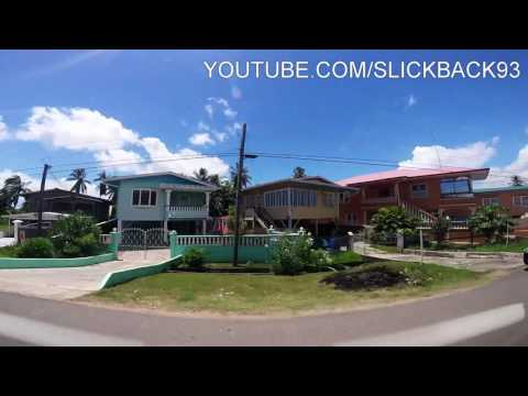 Guyana Berbice #58 Village to Skeldon (left hand side)(2016)