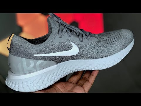 ... Nike Epic React Flyknit Unboxing and Initial Impressions! (Sneaker Vlog)