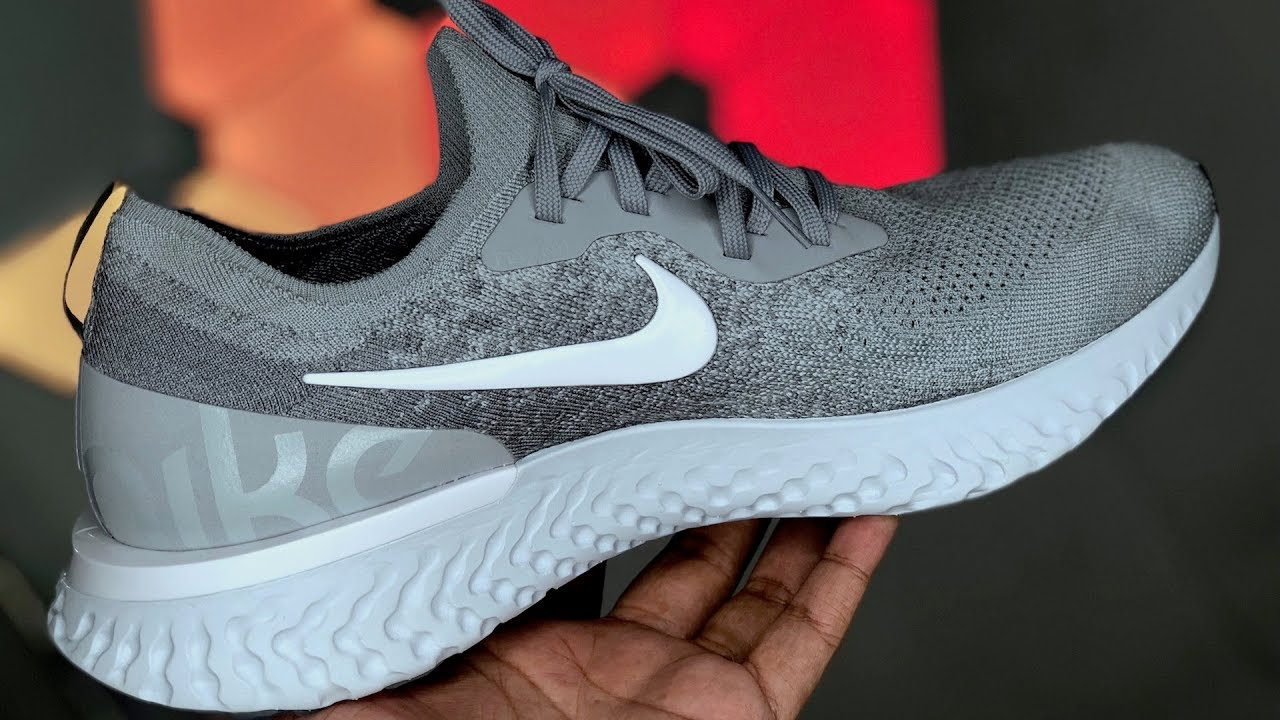 Nike Epic React Nike Epic React Flyknit Unboxing and Initial Impressions! (Sneaker ...