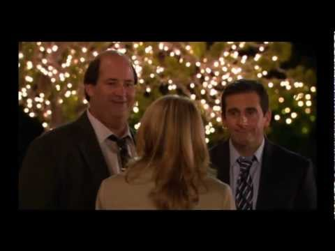 The Office Holly thinks Kevin is retarded