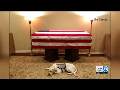 Funeral arrangements announced for former President George HW Bush