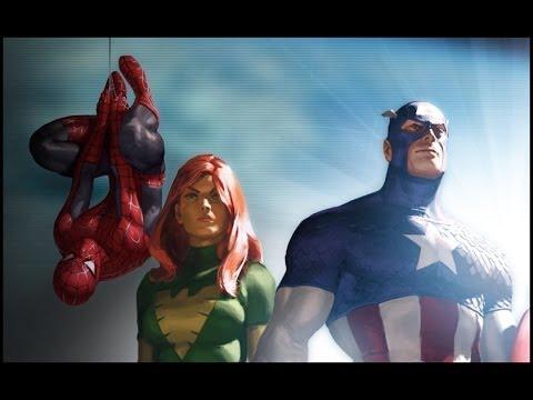 Обзор Marvel Heroes Online
