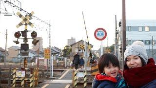"""三重県にある""""日本唯一の踏切""""、その秘密とは?"""