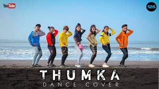 THUMKA | DANCE COVER | YO YO HONEY SINGH | PAGALPANTI |STEP BY STEP DANCE ACADEMY | SBS CREW