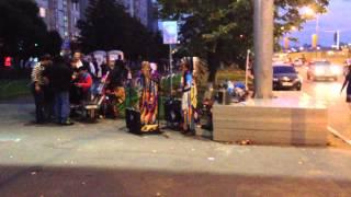 Индейцы на Братиславской(, 2013-09-02T18:07:12.000Z)