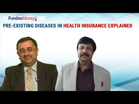 Pre-Existing Diseases In Health Insurance Explained
