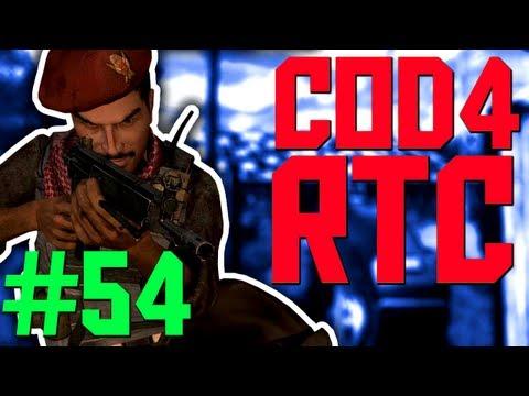 COD4 - Rush to Commander ep. 54 | HACKER!