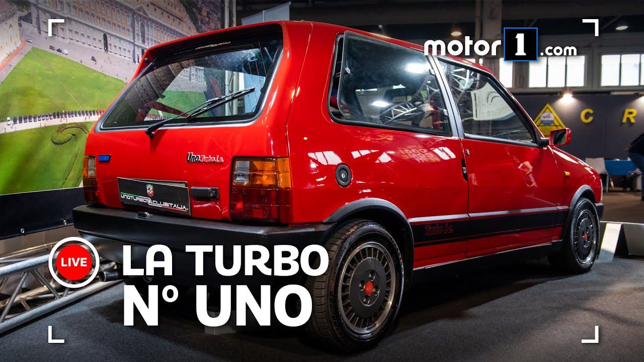 Download Fiat Uno Turbo: 35 anni di cattiveria ad Auto e Moto d'Epoca 2020