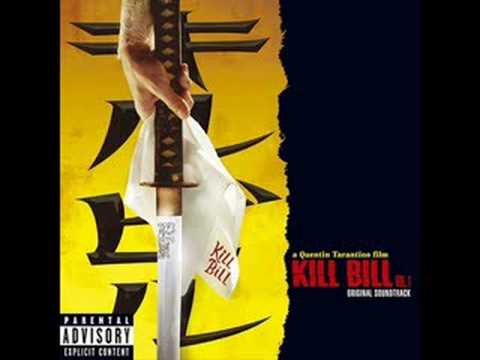 Kill Bill-soundtrack whistle