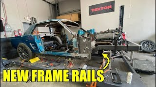 Building A Custom Frame For My Coyote Swapped 1966 Ford Mustang GT